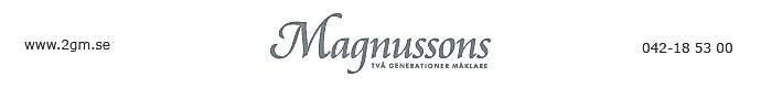 Magnussons, Två Generationer AB