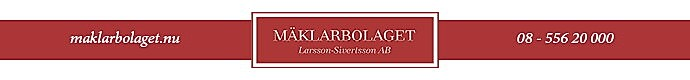 Mäklarbolaget Larsson-Sivertsson AB