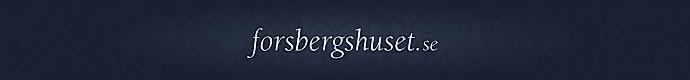 Forsbergs Mäklarbyrå AB