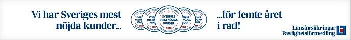 Länsförsäkringar Fastighetsförmedling Göteborg - Väster