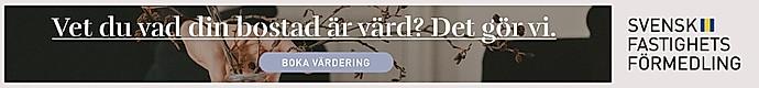 Svensk Fastighetsförmedling Sthlm Östermalm/Gärdet