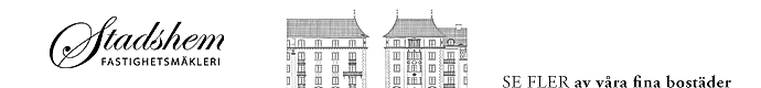 Stadshem Fastighetsmäkleri