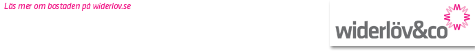 Mäklarfirman Widerlöv & Co