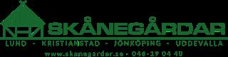 Skånegårdar