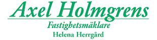 Axel Holmgrens Fastighetsmäklare