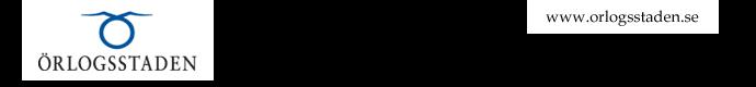 Örlogsstaden AB