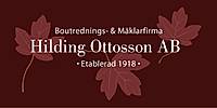 Boutrednings- & Mäklarfirma HILDING OTTOSSON AB