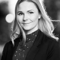 Mäklare Lina Öberg, Länsförsäkringar Fastighetsförmedling Örnsköldsvik