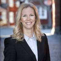Mäklare Johanna Strand, Fastighetsbyrån Västerås