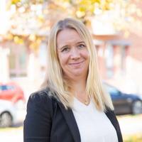 Mäklare Sandra Fredeqvist, Svensk Fastighetsförmedling Uddevalla