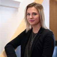 Mäklare Caroline Lundin, Fastighetsbyrån Leksand