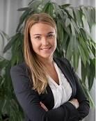 Mäklare Erica Holmberg, Fastighetsbyrån Bromma