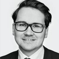 Mäklare Rasmus Broström, Bjurfors Mölndal