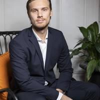 Mäklare Victor Munter, Fastighetsbyrån Sundsvall
