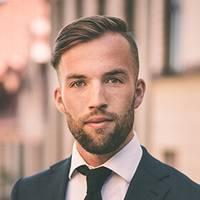 Mäklare Philip Salomonsson, Lundin Fastighetsbyrå