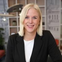 Mäklare Ellen Larsson, Fastighetsbyrån Karlstad