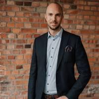Mäklare Johan Gedda, Fastighetsbyrån Alingsås