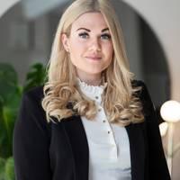 Mäklare Amanda Lindberg, SkandiaMäklarna Gävle