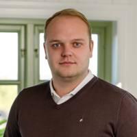 Mäklare Oskar Flyrén, SkandiaMäklarna Sälen