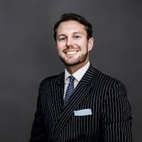 Mäklare Alexander König, Properties & Partners Norrköping
