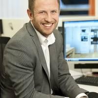 Mäklare Mattias Lindahl, Fastighetsbyrån Knivsta