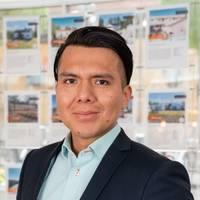 Mäklare Carlos Vasquez, Fastighetsbyrån Östersund