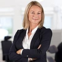 Mäklare Cecilia  Daun, Fastighetsbyrån Gotland