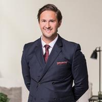 Mäklare Philip Sandberg, Svenska Mäklarhuset Järfälla