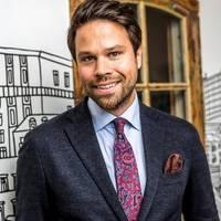 Mäklare Erik Wennberg, Fastighetsbyrån Sigtuna/Märsta/Rosersberg