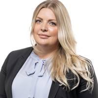Mäklare Danielle Hamrin, Länsförsäkringar Fastighetsförmedling Botkyrka/Salem