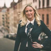 Mäklare Ida Goding, Lundin Fastighetsbyrå