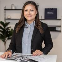 Mäklare Daniella Isaksson, Länsförsäkringar Fastighetsförmedling Växjö