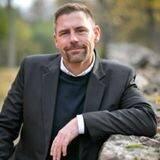 Mäklare Gregers Winbo, Länsförsäkringar Fastighetsförmedling Falköping