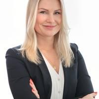 Mäklare Nathalie Stjernqvist, Fastighetsbyrån Gagnef