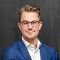 Mäklare Andreas Stiglund, Fastighetsbyrån Nyköping