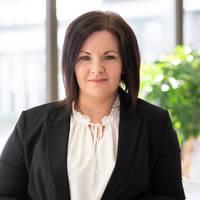 Mäklare Karin Daniels, Fastighetsbyrån Rättvik