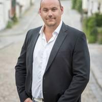 Mäklare Christian Gustafsson, Fastighetsbyrån Ronneby