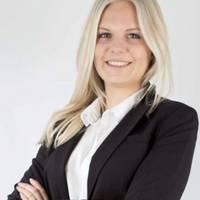Mäklare Frida Lindberg, Länsförsäkringar Fastighetsförmedling Örkelljunga