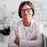 Mäklare Ann-Marie Eglund, Fastighetsbyrån Falun