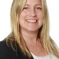 Mäklare Jenny Blomberg, Länsförsäkringar Fastighetsförmedling Skövde