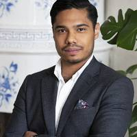 Mäklare Mauricio Figueroa, SkandiaMäklarna Gävle