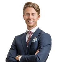 Mäklare Philip Grabert, Länsförsäkringar Fastighetsförmedling Gävle