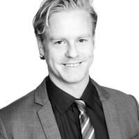 Mäklare Victor  Isaksson, HusmanHagberg Täby