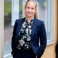 Mäklare Nina  Beermann, Länsförsäkringar Fastighetsförmedling Mönsterås