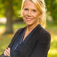 Mäklare Annica Lövgren, Länsförsäkringar Fastighetsförmedling Eskilstuna