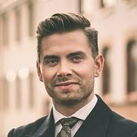 Mäklare David Söderholm, Lundin Fastighetsbyrå