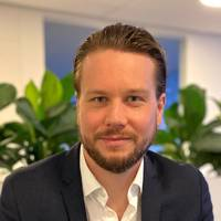 Mäklare Marcus Nyberg, Fastighetsbyrån Ulricehamn