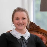 Mäklare Maja Sandell, Fastighetsbyrån Burlöv
