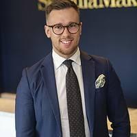 Mäklare Oscar Bergman, SkandiaMäklarna Älvsjö