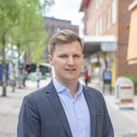 Mäklare David Bergh, Mäklarhuset Umeå